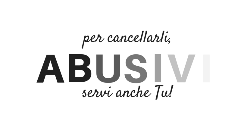 No agli agenti immobiliari abusivi